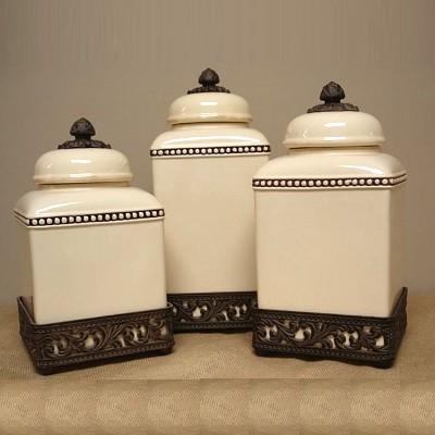 Gracious Goods Canister Set