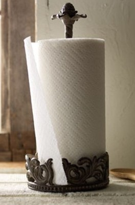 Gracious Goods Paper Towel Holder